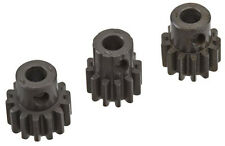 Novak 5121 Mod 1 5mm Steel Pinion 3-Pack (12T/13T/14T)