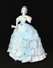 Royal Worcester Figurine The First Quadrille - Limited Edition Made in England.
