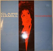 Claire Hamill - Touchpaper UK 1984 Lp + IS Synth Pop