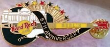 Hard Rock Cafe BERLIN 2000 8th Anniversary PIN Reichstag Building Guitar #1252