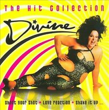 The  Hit Collection by Divine (Drag Queen) (CD, 2 Discs, ZYX)