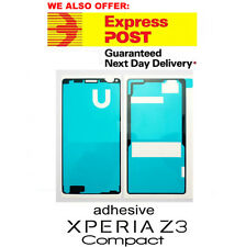 Sony Xperia Z3 Compact Mini D5803 D5833 front LCD and battery cover Adhesive Set