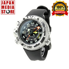 Citizen Promaster Marine BN2021-03E AQUALAND Eco-Drive 200m - 100% Genuine JAPAN