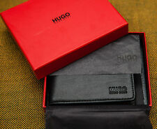 NEW COLLECTION HUGO BOSS DESIGNER BRAND MEN BIFOLD 'SUBWAY' WALLET