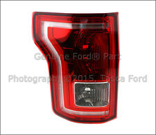 NEW OEM LH LEFT DRIVER SIDE TAILLIGHT TAILLAMP W/O LED RADAR 2015-2016 FORD F150
