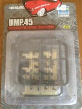 TRUMPETER UMP.45 GERMAN FIREARMS SELECTION (MODERN) 1/35 SCALE 4 PIECES