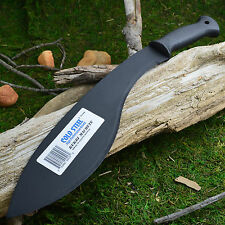 "Cold Steel 1055 Carbon 18"" Kukri Machete Survival Knife 97KMS"