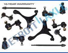 Brand New 12pc Complete Front & Rear Suspension Kit for 01-05 Acura Honda Civic