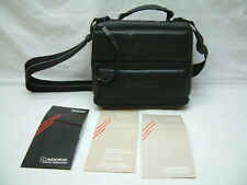 Audiovox TRAN-410A Transportable Cellular Telephone - Bag Phone w/ Paperwork