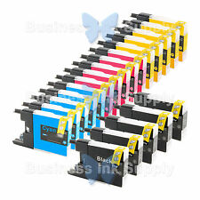 20 PACK LC71 LC75 NON-OEM Ink for BROTHER MFC-J430W LC-71 LC-75 LC71 LC75 LC79