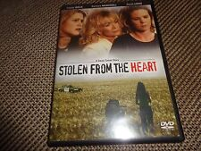 Stolen From The Heart DVD barbra mandrell based on true events Tracey Gold