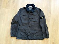 Stone Island rare vintage light dark brown jacket size L
