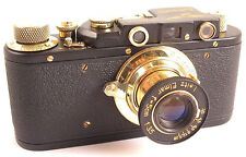 LEICA LUFTWAFFE Russian RF Copy Replica Camera EXC (by Fed Zorki) #269025