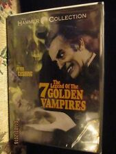 The Legend of the 7 Golden Vampires (DVD, 1998) Peter Cushing Hammer Collection