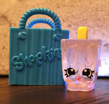 Shopkins Season 1 FROZEN SPECIAL EDITION orange Popsi Cool 122 with bag!!