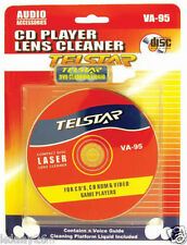 NEW LASER LENS CLEANER KIT FOR CD DVD CD-ROM PC PS2 PS3 X-BOX VA-95