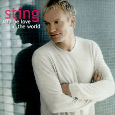 Sting - Still be Love in the World (CD)