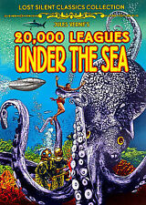 HANLON,DAN-20000 LEAGUES UNDER THE SEA  DVD NEW
