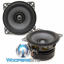 "MOREL TEMPO ULTRA 402 INTEGRA 4"" CAR 60W RMS 2-WAY SILK TWEETERS SPEAKERS NEW"