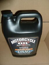 Drag Specialties 20/50 oil 1 us gallon 3.785 ltr For Harley Davidson And Custom