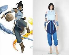 Avatar The Legend of Korra Korra cosplay costume *Tailored*