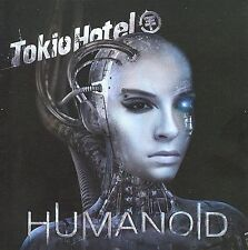 Humanoid by Tokio Hotel (CD, Oct-2009, Cherrytree Records)
