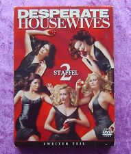 Desperate Housewives Staffel 2.2, Volume 2, DVD Box