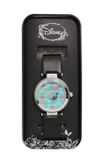 Disney Ariel The Little Mermaid Swim Scales Bling Faux Leather Strap Watch NIT!