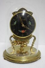 Small Kundo Anniversary clock/ 400.day clock/ torsion clock/dome clock