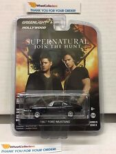 1967 Ford Mustang * Supernatural * Greenlight Hollywood * W94