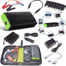 Car JumpStarter Power Bank 50800mAh Portable Vehicle AUTO Engine Emergency