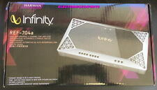 Infinity REF-704A Reference Series Car Stereo 4 Channel Amplifier NEW Car Amp