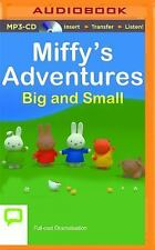 Miffy's Adventures Big and Small by Dick Bruna (2016, MP3 CD, Unabridged)
