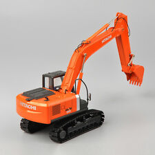 1:50 Scale HIACHI ZH200 Diexast Shop Truck Excavator Orange Color Model Toys