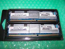 16GB HP PC2-5300F DDR2  667MHz Fully Buffered FBDIMM (2x 8GB) for Servers