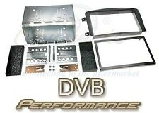 CT23MB02 Mercedes CLK (Pre 04) Double Din Car Stereo Facia Fitting Kit