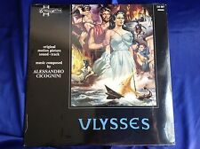 Sealed Italy Remaster Sound Track LP : Ulysses ~ Alessandro Cicognini ~Interezzo