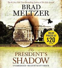 Brad Meltzer THE PRESIDENT'S SHADOW Unabridged CD *NEW* FAST Ship in a BOX!