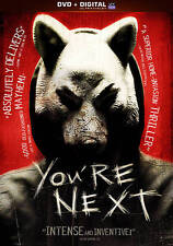 You're Next (Blu-ray Disc, 2014, Canadian)