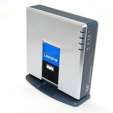 Unlocked Linksys PAP2-NA 2ports Voip gateway/ATA 1E NEW VOIP PHONE Adapter SIP G