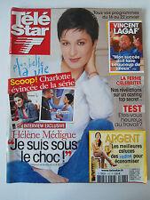 TELE STAR du 11/01/2010; Plus Belle La Vie; Hélène Médigue/ Lagaf'/ J. Roberts