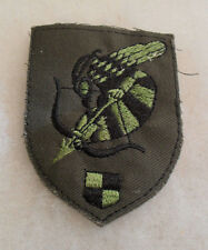 UNUSUAL W. GERMANY 26TH ARMY AVIATION RGT MUTED COLORS ON SUBDUED TWILL