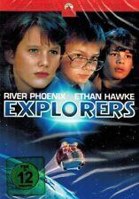 DVD - Explorers - Ein phantastisches Abenteuer - River Phoenix & Ethan Hawke