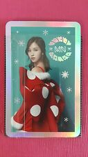 TWICE MINA Official PHOTOCARD Holo Christmas Edition TWICEcoaster : LANE1 미나