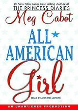 All-American Girl Vol. 1 by Meg Cabot (2004, Cassette) Author of Princess Diarie