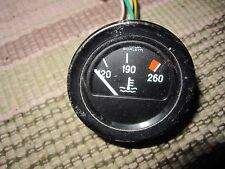 FIAT 124 SPIDER WATER TEMP GAUGE  USED