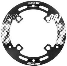 REVERSE 7075 in lega Bash Guard bashguard RING 104mm BCD 7075 in lega 38t Nero