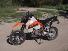KTM 950 R Super Enduro 2006 30L Safari Long Range Fuel Tank Petrol Gas Clear