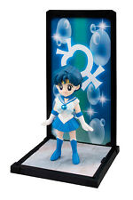 FIGURE SAILOR MERCURY 9 CM MOON BUNNY STATUA MANGA ANIME PRETTY GUARDIAN #1