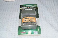 Rayovac Easy Charger for AAA & AA Rechargeable Batteries PS131D